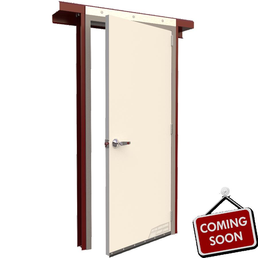 Metal Building Door Company - Coming Soon